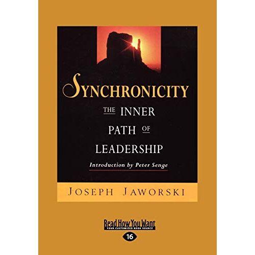 Aworski, Joseph Jaworski - Synchronicity - Preis vom 03.05.2021 04:57:00 h