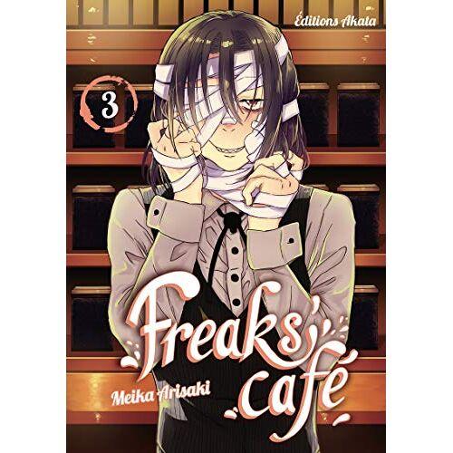 - Freaks' Café - tome 3 (03) (Freaks' Cafe, Band 3) - Preis vom 17.04.2021 04:51:59 h