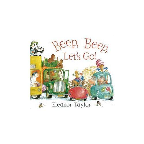 Eleanor Taylor - Beep Beep, Let's Go! - Preis vom 06.03.2021 05:55:44 h