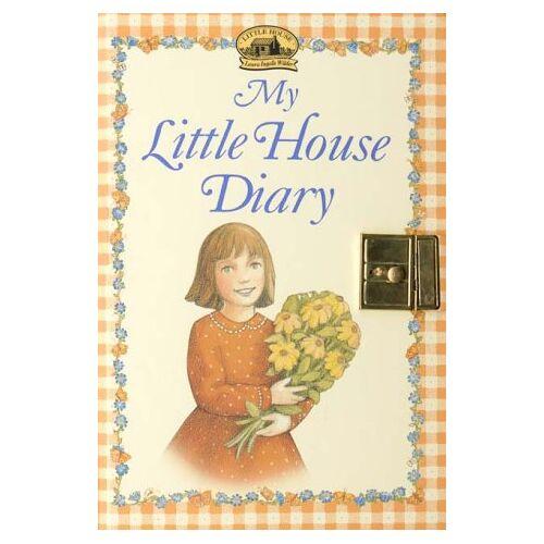 Wilder, Laura Ingalls - My Little House Diary (Little House Merchandise) - Preis vom 26.02.2021 06:01:53 h