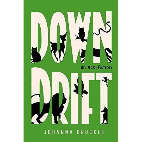 Johanna Drucker - Downdrift - Preis vom 21.10.2020 04:49:09 h