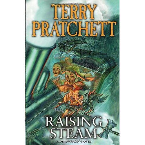 Terry Pratchett - Raising Steam: (Discworld novel 40) (Discworld Novels) - Preis vom 05.09.2020 04:49:05 h