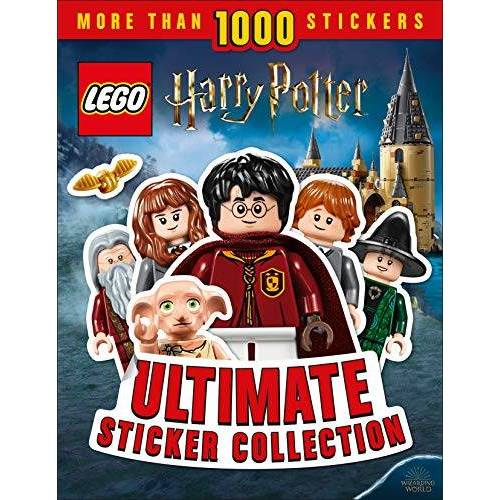 DK - LEGO Harry Potter Ultimate Sticker Collection: More Than 1,000 Stickers (Ultimate Sticker Collections) - Preis vom 09.04.2020 04:56:59 h
