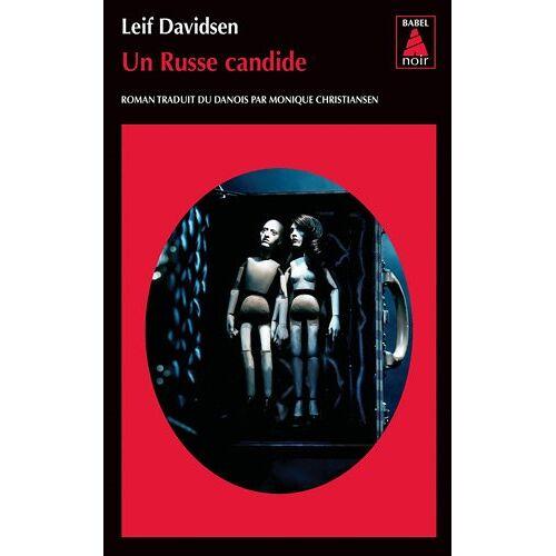 Leif Davidsen - Un Russe candide - Preis vom 21.01.2021 06:07:38 h
