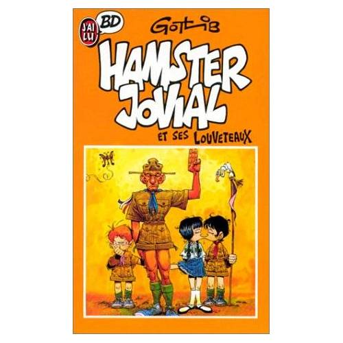 Gotlib - Hamster Jovial et ses louveteaux (BD Humour) - Preis vom 24.01.2021 06:07:55 h
