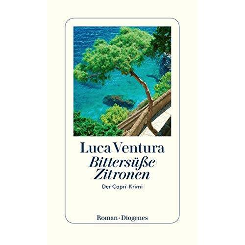 Luca Ventura - Bittersüße Zitronen: Der Capri-Krimi - Preis vom 12.05.2021 04:50:50 h