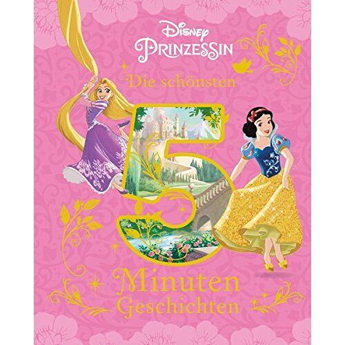 - Disney Prinzessin - Fünf-Minuten-Prinzessinnen-Geschichten: Die schönsten Prinzessinnengeschichten zum Vorlesen und Träumen - Preis vom 23.02.2021 06:05:19 h
