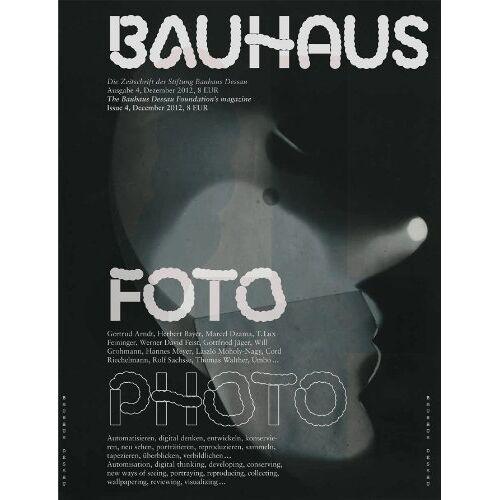 Rolf Sachsse - Bauhaus. Die Zeitschrift der Stiftung Bauhaus Dessau. Heft 4 (Bauhaus Magazine) - Preis vom 25.01.2021 05:57:21 h