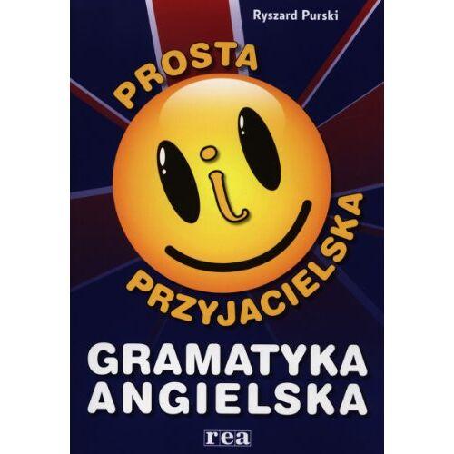 Ryszard Purski - Prosta i przyjacielska gramatyka angielska - Preis vom 05.09.2020 04:49:05 h