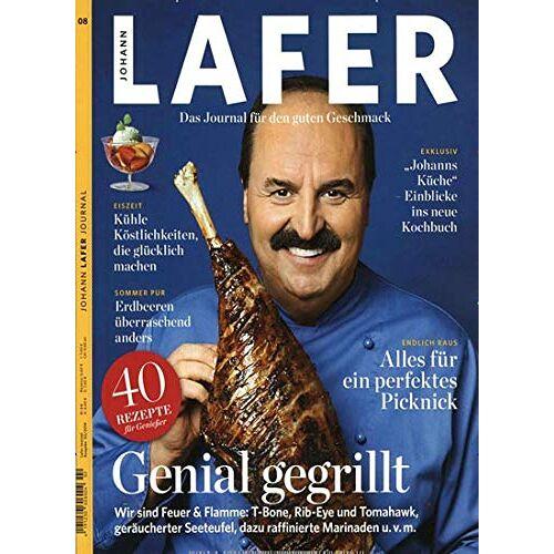 Lafer - Lafer 2/2019 Genial gegrillt - Preis vom 17.04.2021 04:51:59 h