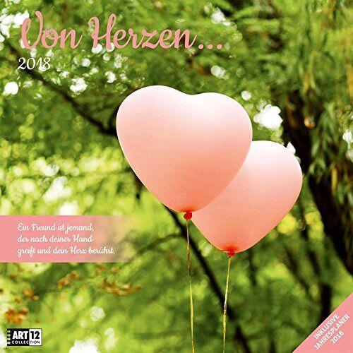 Ackermann Kunstverlag - Von Herzen 30x30 2018 - Preis vom 04.08.2019 06:11:31 h