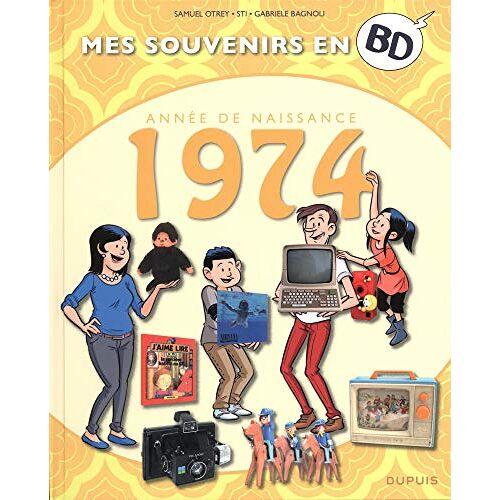 - Mes souvenirs en BD - 1974 (MES SOUVENIRS EN BD (35)) - Preis vom 20.10.2020 04:55:35 h