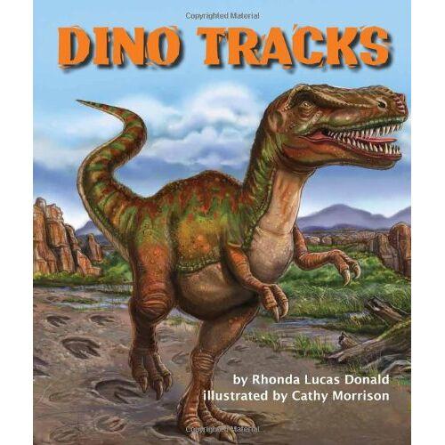 Donald, Rhonda Lucas - Dino Tracks (Arbordale Collection) - Preis vom 27.01.2021 06:07:18 h