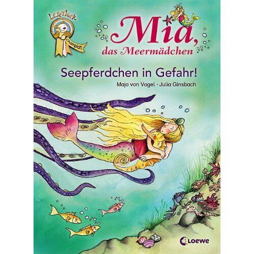 Maja von Vogel - Mia, das Meermädchen - Seepferdchen in Gefahr! - Preis vom 04.04.2020 04:53:55 h