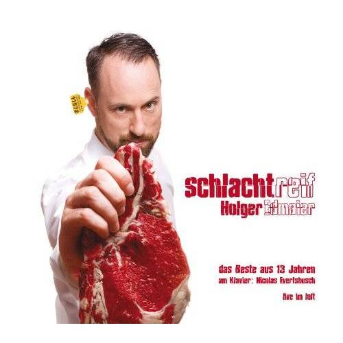 Holger Edmaier - schlacht.reif - Preis vom 16.01.2021 06:04:45 h