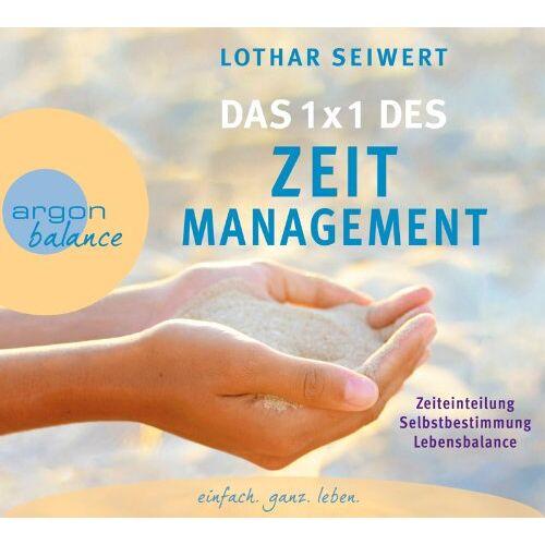 Lothar Seiwert - Das 1x1 des Zeitmanagement - Preis vom 09.05.2021 04:52:39 h