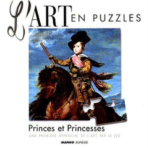 - Art en puzzle princes et princesses - Preis vom 20.10.2020 04:55:35 h