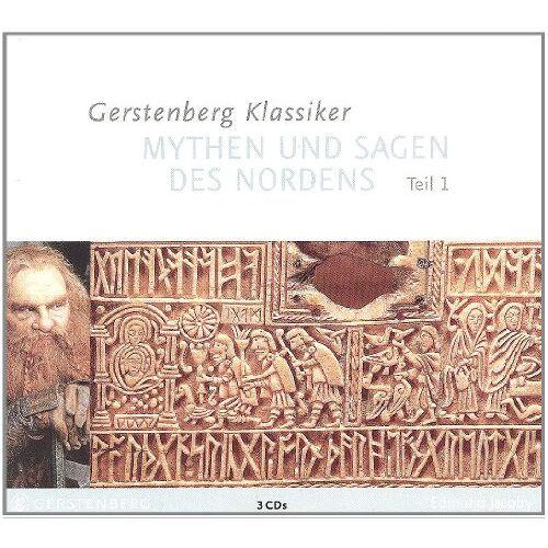 Edmund Jacoby - 50 Klassiker CD Mythen und Sagen des Nordens. 3 CDs: Die Germanische Überlieferung: Die Germanische Überlieferungen - Preis vom 14.05.2021 04:51:20 h