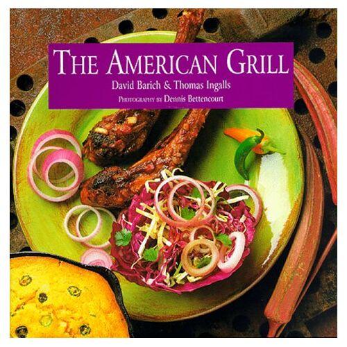 David Barich - The American Grill - Preis vom 11.05.2021 04:49:30 h