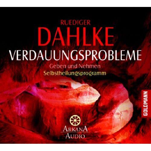 Ruediger Dahlke - Verdauungsprobleme: Geben und Nehmen - Selbstheilungsprogramm - Preis vom 06.09.2020 04:54:28 h