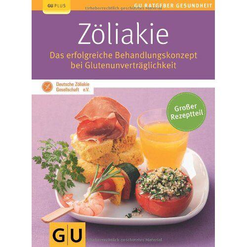 - Zöliakie: Das erfolgreiche Behandlungskonzept bei Glutenunverträglichkeit: Die erfolgreiche Selbstbehandlung bei Glutenunverträglichkeit (GU Ratgeber Gesundheit) - Preis vom 09.04.2021 04:50:04 h