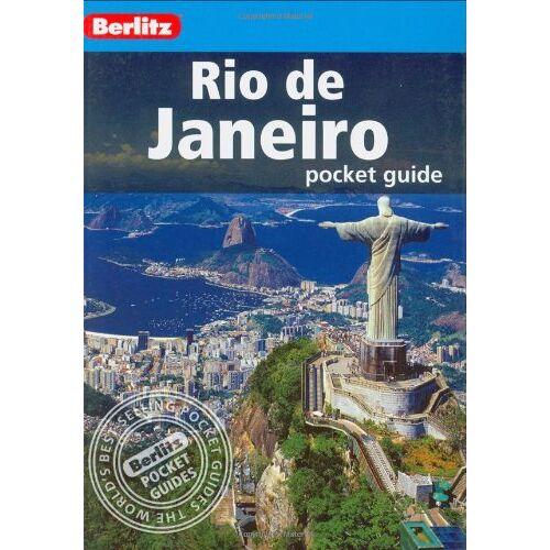Berlitz - Berlitz: Rio de Janeiro Pocket Guide (Berlitz Pocket Guides) - Preis vom 16.01.2021 06:04:45 h