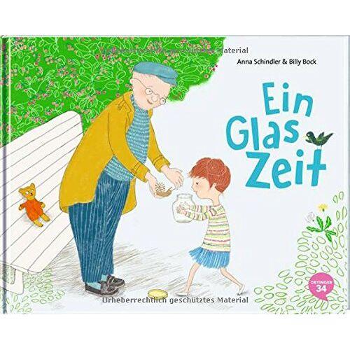 Anna Schindler - Ein Glas Zeit - Preis vom 20.10.2020 04:55:35 h