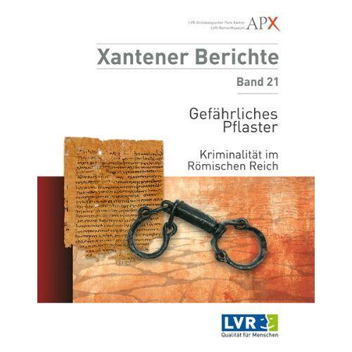 Marcus Reuter - Gefährliches Pflaster: Kriminalität im Römischen Reich - Preis vom 16.01.2021 06:04:45 h