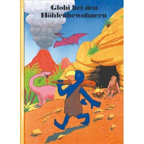 Guido Strebel - Globi bei den Höhlenbewohnern - Preis vom 15.05.2021 04:43:31 h