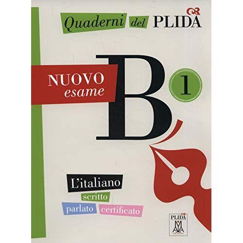 - Quaderni del PLIDA: Quaderni del PLIDA Nuovo esame B1 - libro + mp3 online - Preis vom 05.09.2020 04:49:05 h