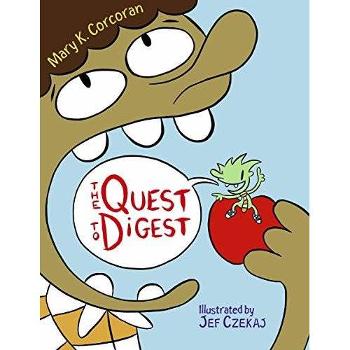 Mary Corcoran - The Quest to Digest - Preis vom 21.10.2020 04:49:09 h
