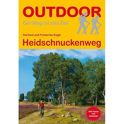 Hartmut Engel - Heidschnuckenweg (OutdoorHandbuch) - Preis vom 26.01.2021 06:11:22 h