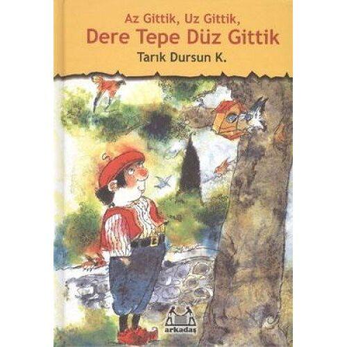 Tarık Dursun K. - Az Gittik, Zu Gittik, Dere Tepe Düz Gittik - Preis vom 16.01.2021 06:04:45 h