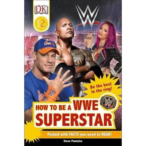 DK - DK Readers: How to be a WWE Superstar [Level 2] - Preis vom 07.05.2021 04:52:30 h