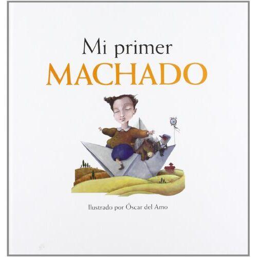Aa.Vv. - Mi primer Machado - Preis vom 06.09.2020 04:54:28 h