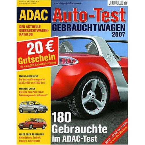 - ADAC Special Gebrauchtwagen 2007 - Preis vom 20.10.2020 04:55:35 h