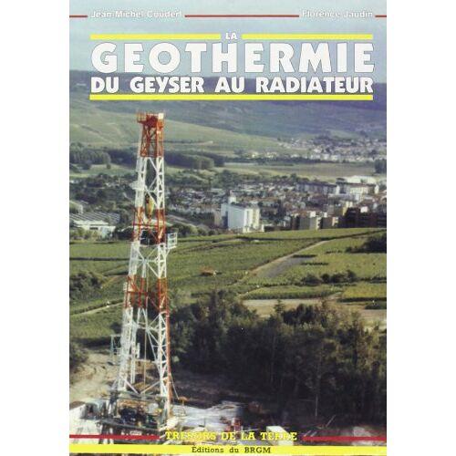 Coudert - La géothermie - Preis vom 16.01.2021 06:04:45 h