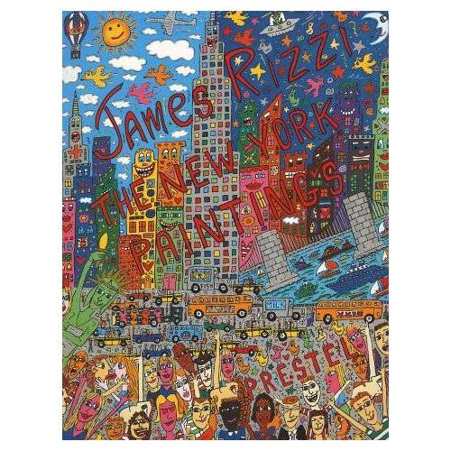James Rizzi - James Rizzi. The New York Paintings - Preis vom 16.04.2021 04:54:32 h