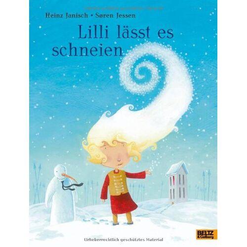 Heinz Janisch - Lilli lässt es schneien - Preis vom 14.04.2021 04:53:30 h
