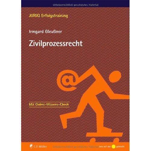 Irmgard Gleußner - Zivilprozessrecht - Preis vom 19.10.2020 04:51:53 h