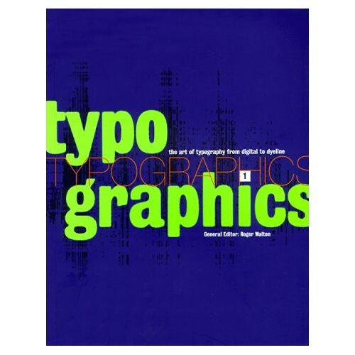 Roger Walton - Typographics 1 - Preis vom 20.04.2021 04:49:58 h