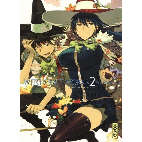 Ryu Mizunagi - Witchcraft Works, Tome 2 : - Preis vom 05.09.2020 04:49:05 h