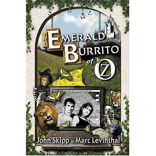 John Skipp - The Emerald Burrito of Oz - Preis vom 16.04.2021 04:54:32 h
