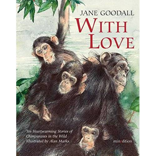Jane Goodall - With Love - Preis vom 18.04.2021 04:52:10 h