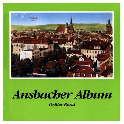 Hartmut Schötz - Ansbacher Album, Bd. 3 - Preis vom 23.01.2021 06:00:26 h