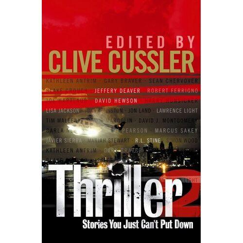 Clive Cussler - Thriller - Preis vom 20.10.2020 04:55:35 h