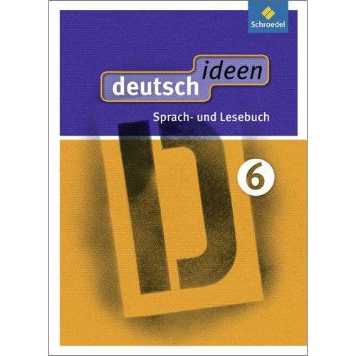 - deutsch ideen SI - Ausgabe Ost 2010: deutsch ideen SI - Ausgabe 2012 Ost: Schülerband 6 - Preis vom 14.04.2021 04:53:30 h