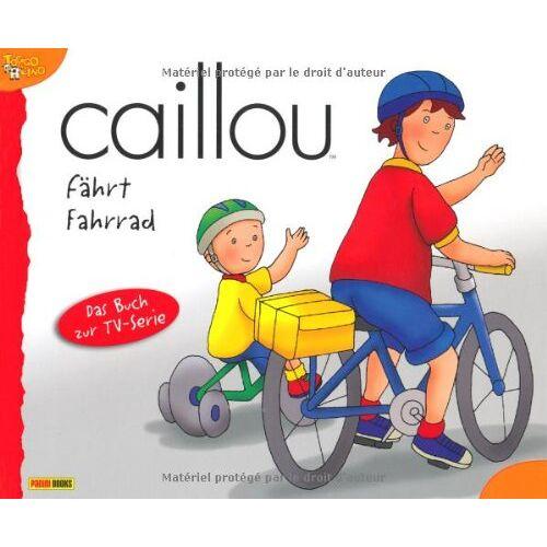 - Caillou, Bd.12: Caillou fährt Fahrrad - Preis vom 18.10.2020 04:52:00 h