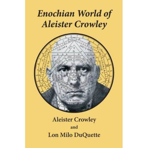 Aleister Crowley - Enochian World of Aleister Crowley - Preis vom 18.10.2020 04:52:00 h