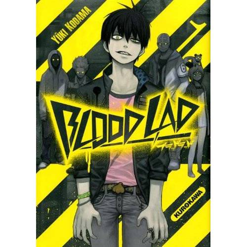 Yuuki Kodama - Blood Lad, Tome 1 : - Preis vom 27.10.2020 05:58:10 h